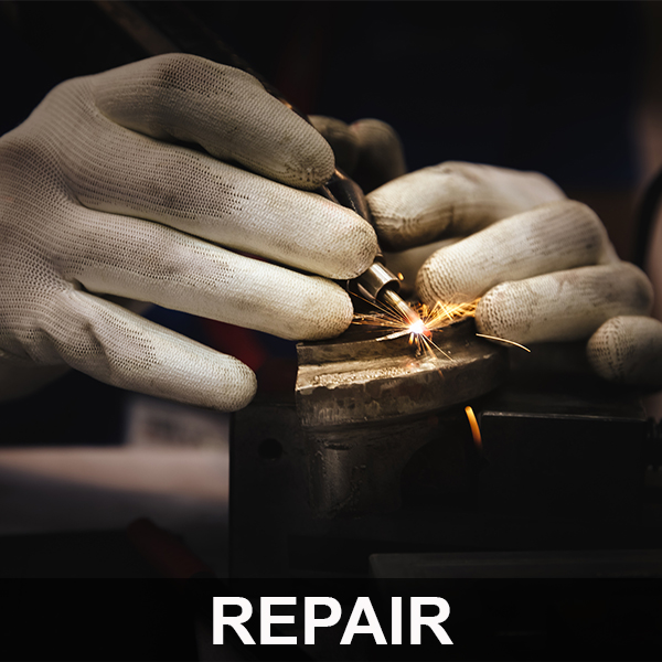 repairing casting and other custom foundry services
