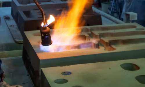 All About Sand Casting – What it is and How it Works